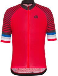 Gonso Palai Full-Zip Shirt Mens (2021) high risk red