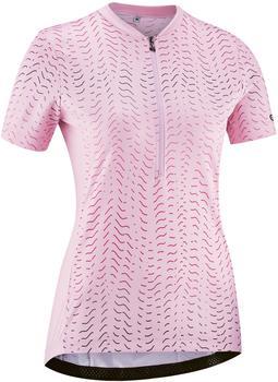 Gonso Giustina Half-Zip Shirt Womens (2021) pink lavender