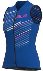 Alé Cycling Solid Flash Sleeveless Shirt Women (2021) blue