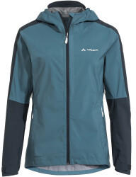 Vaude VAUDE Womens Moab Rain Jacket II (blue gray)