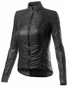 Castelli Aria Shell jacket Womans dark gray