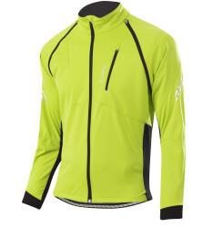 Löffler Premium Sportswear Löffler Bike Zip-Off Jacket San Remo 2 Windstopper Light light green
