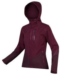 Endura Wms SingleTrack Jacket II mulberry