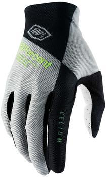 100% Celium Gloves (2021) grey/green