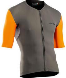 Northwave Extreme Jersey Short Sleeve dusty olive/orange