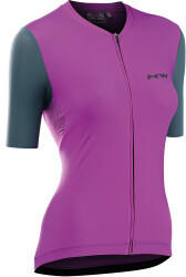Northwave Extreme Short Sleeve Shirt Women (2021) cyclam/anthracite