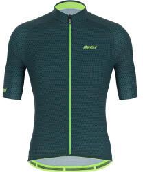 Santini Karma Kite Short Sleeve Shirt Men (2021) military green