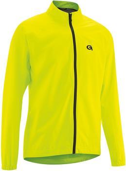 Gonso Saretto jacket Mens yellow