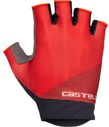Castelli Roubaix Gel 2 Glove red