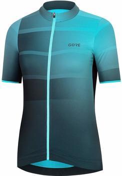 GORE Gore WEAR Force Shirt Women (2021) scuba blue/orbit blue