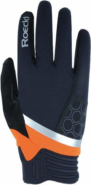 Roeckl Morgex Gloves black/orange