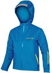 Endura MT500JR Waterproof Jacket Azure Blue