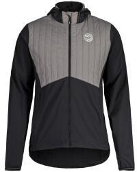 Maloja FichteM. Hybrid Primaloft jacket Mens black/grey