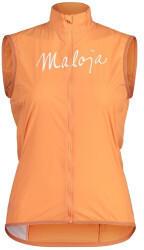 Maloja AdlerfarnM. Superlight WB Vest Women orange