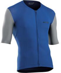 Northwave Extreme Short Sleeve Shirt Men (2021) blue/gray
