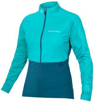 Endura Windchill Jacket II Women Pacific Blue