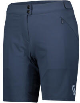 scott-sports-scott-womens-shorts-endurance-loose-fit-with-pad-midnight-blue