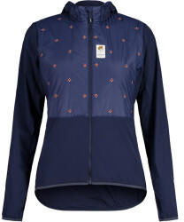 Maloja AlvraM. Hybrid Primaloft jacket Women blue