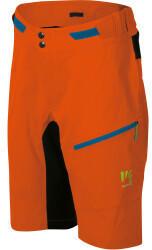 Karpos KARPOS Val Viola Bike Shorts Men Tangerine Tango Black