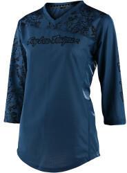 Troy Lee Designs Mischief 3/4 Jersey Women floral blue