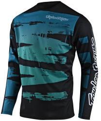 Troy Lee Designs Sprint Jersey Youth (2021) brushed black/teal