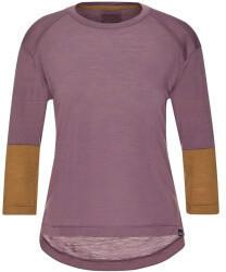Patagonia Womens Merino 3/4 Bike Jersey (Hyssop Purple)