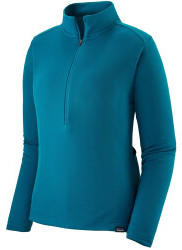 Patagonia Womens Capilene Midweight Jersey (steller blue)