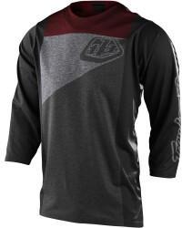 Troy Lee Designs Rukus S/S jersey (gray/brick)