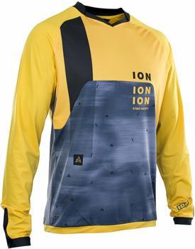 ION ion Traze VENT L/S Shirt Men dark yellow (2021)