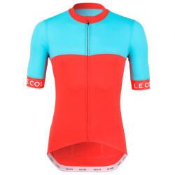 Le Col Sport Jersey II (Orange/SkyBlue)