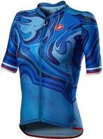 Castelli Climbers 2.0 Trikot Womans (2021) azzurro italia