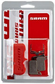 SRAM Scheibenbremsbeläge (Rennrad) Aluminium-organisch