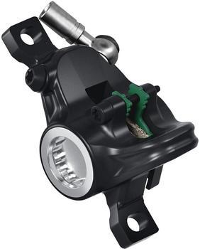 Magura MT4 eSTOP Bremssattel inkl. Bremsbelägen black