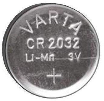 Ciclosport CR 2032 Varta Batterie 2014