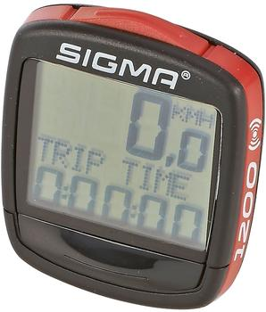 Prophete Sigma Sport 1200 plus Funk-Fahrrad-Computer,