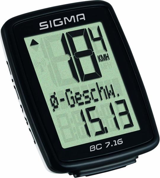 Sigma BC 7.16 (kabelgebunden)