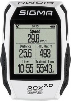 Sigma Rox GPS 7.0 (white)