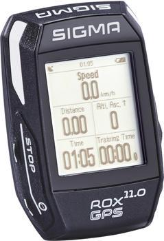 Sigma Rox GPS 11.0 black