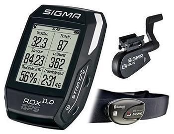Sigma ROX 11.0 GPS Set schwarz