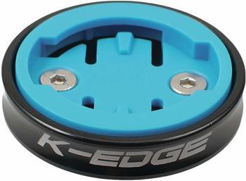 K-Edge Wahoo ELEMNT Lenkerhalterung Gravity CapMount schwarz Zubehör Computer