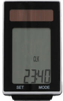 Fischer die Fahrradmarke Fischer Funk Solar (22 Funktionen)