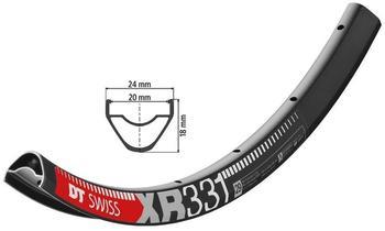 """DT Swiss XR 331 29"""" 32 Loch"""