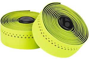 Bontrager Grippytack Visibility Lenkerband visibility yellow/reflective