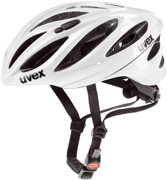 Uvex Boss Race 52-56 cm white 2015