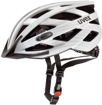 Uvex i-vo CC weiß carbon look matt