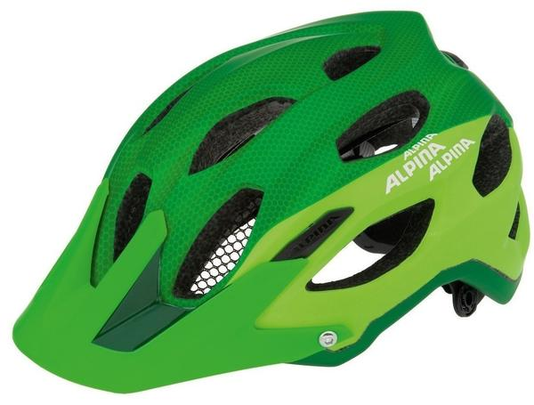 Alpina Carapax grün