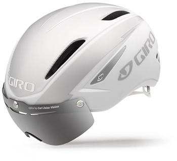Giro Air Attack Shield weiß-silber