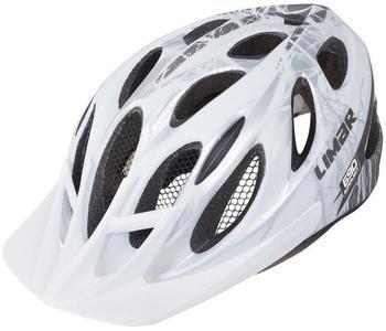 Limar Fahrradhelm 690 Sport Action Gr.M (53-57cm), weiß/silber/matt (1 Stück)