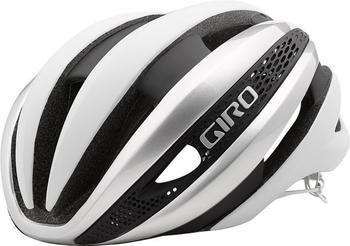Giro Synthe matt weiß/silber