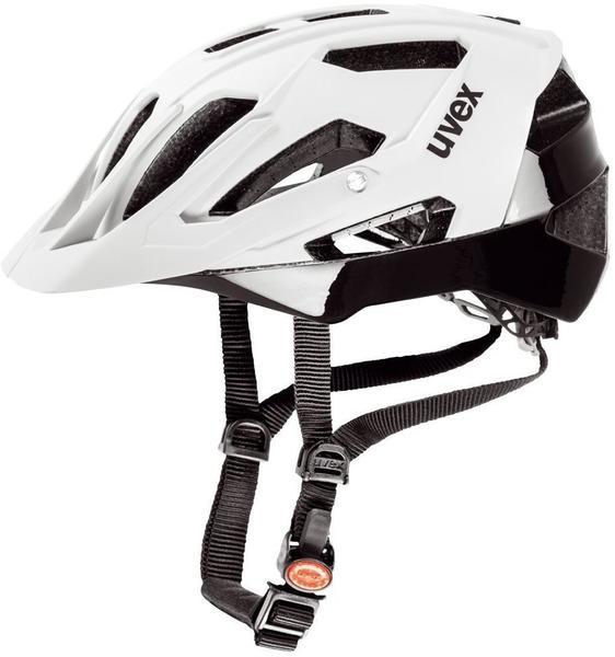 Uvex Quatro weiß-schwarz matt